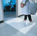 Cleanroom Sticky Mat White